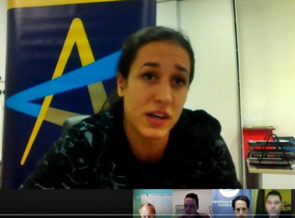 EHF EXPERT HANGOUT: Andrea specijalni gost (VIDEO)