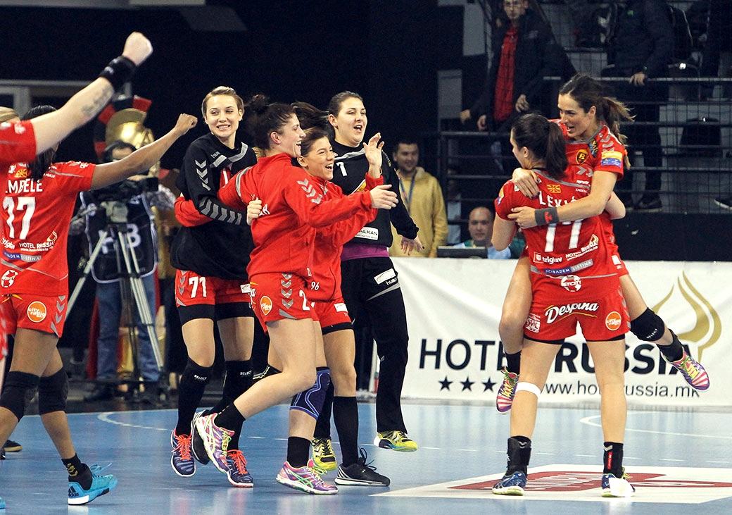 Pobeda Vardara na startu glavne runde Lige šampiona