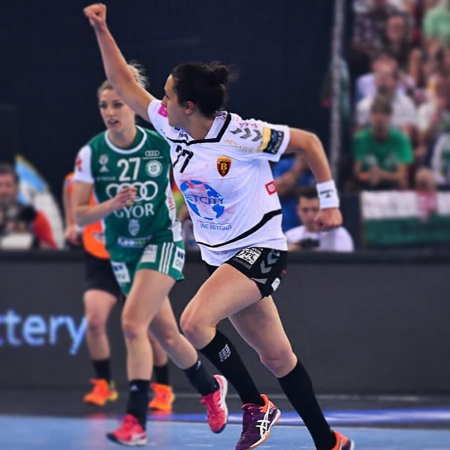Andrea u TRI ZVEZDE finalnog turnira EHF Lige sampiona  (VIDEO)