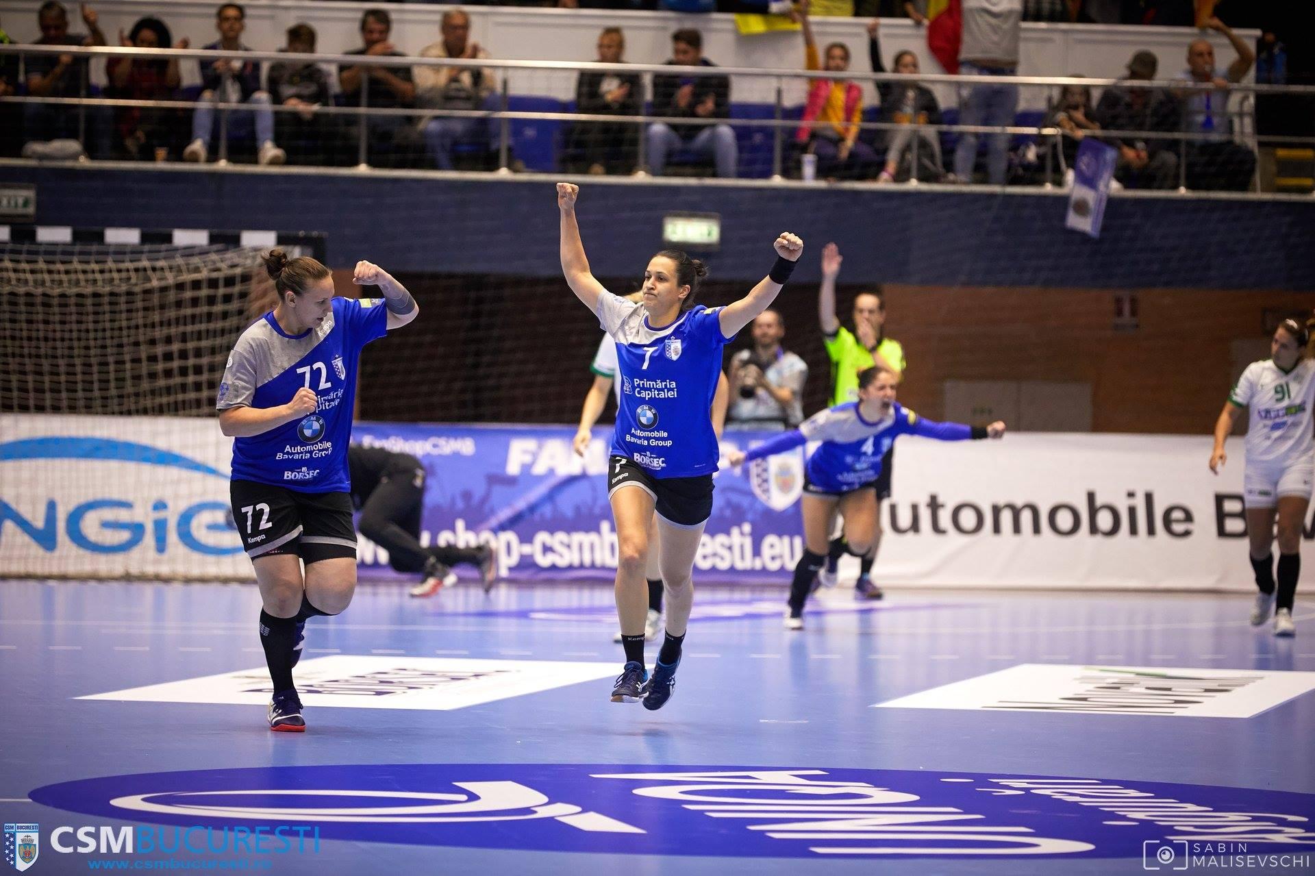 Najbolja igračica 3. kola EHF Lige šampiona