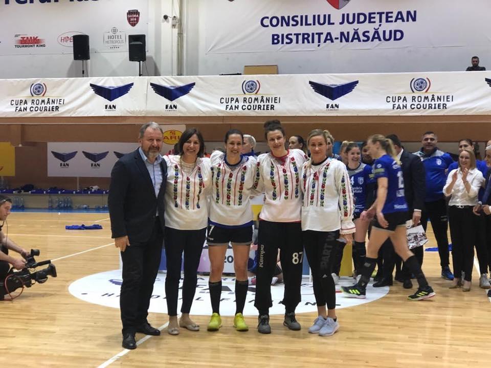 Osvojen Kup Rumunije – Lekic MVP