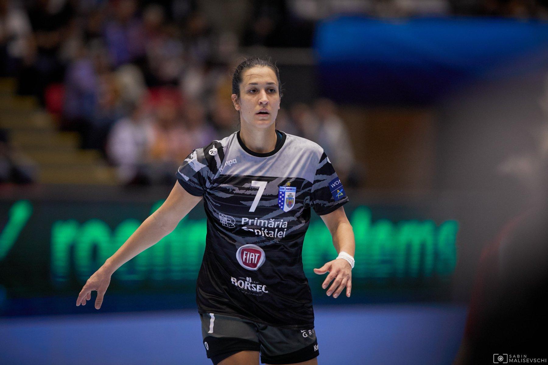 Najbolja igračica 2.kola DELO EHF Lige šampiona(VIDEO)