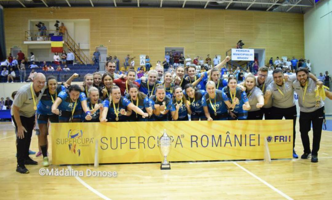 NOVI TROFEJ – osvojen Superkup Rumunije!